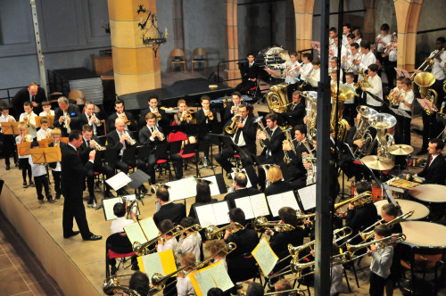 Brass Ensemble  of the Conservatory of Colmar